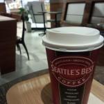シアトルズベストコーヒー 姪浜駅駅のカフェ 福岡市西区
