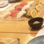 鮨割烹やま中 お寿司 福岡市博多区