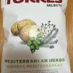 地中海ハーブポテトチップス トーレス ハーブとオリーブオイルの味が強いポテトチップス