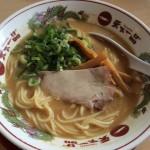 「天下一品」こってり濃厚で美味しいラーメン【山口県下関市】