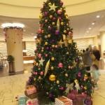 「ヒルトン福岡シーホーク」ホテルのクリスマスイルミネーション【福岡市中央区】
