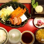 「矢場とん」博多駅直結くうてんで美味しい味噌とんかつ屋さん【福岡市博多区】