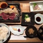 「山荘 暖炉」大名の個室で食べる美味しい牛肉ランチ【福岡市中央区】