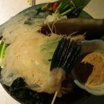 「雑魚屋」天神北でお刺身活き造りが食べれる居酒屋さん【福岡市中央区】