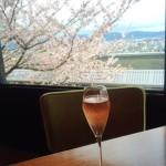 【福岡市中央区】景色の良いアゴーラ山の上ホテルのレストラン「カバーナ」