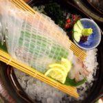 「博多魚がし 海の路」天神のイカ活き造りが食べれる個室のある居酒屋さん【福岡市中央区】