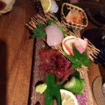 「赤石」薬院のお刺身が美味しい居酒屋さん【福岡市中央区】