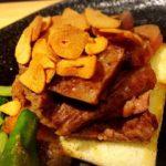 「田中屋」春吉の安くて美味しい鉄板焼き屋さん【福岡市中央区】