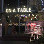 「on A TABLE(オンアターブル)」中洲の飲み放題ありオシャレなダイニングバー【福岡市博多区】