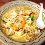 「味のかつえだ」平尾の人気で美味しいちゃんぽん【福岡市中央区】
