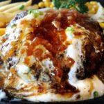 「ロイヤルホスト」ジューシーで美味しいハンバーグのランチ【福岡市】