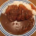 「大正亭」赤坂でガッツリお腹いっぱいになるチキンカツカレーランチ【福岡市中央区】