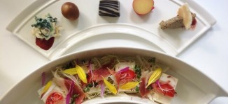 「アシェットドマコ」平尾のオシャレな和食ランチ。ランチビールでお昼から飲めるお店【福岡市中央区】
