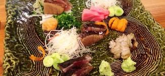 「みかん」春吉のお刺身が美味しいろばた焼き居酒屋さん【福岡市中央区】