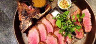 「うたがわ2」赤坂の美味しいTボーンステーキが食べれるお肉屋さん【福岡市中央区】