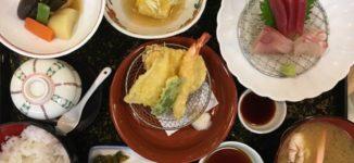 「椎加榮」大名で和定食ランチ。ご飯おかわり自由の有名店【福岡市中央区】