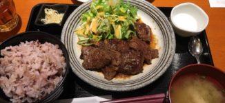 「七蔵」薬院六つ角でご飯おかわり自由!漬物取り放題の安くて美味しいランチ【福岡市中央区】