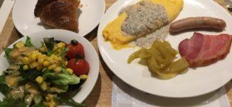 「セリーナ」ホテル日航福岡で朝食バイキング【福岡市博多区】