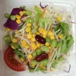 1/2日分の野菜サラダ ファミリーマート たっぷり野菜のサラダ