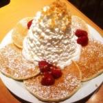 Eggs'n Things(エッグスンシングス)天神で生クリームたっぷりのパンケーキ 福岡市中央区