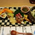 たつき 姪浜でお寿司の1000円ランチ 福岡市西区