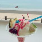 サーフサイドカフェ(Surf Side cafe)糸島の海が見える景色最高のカフェ 福岡市西区