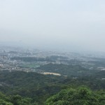 片江展望台 夜景で有名な油山からの景色 福岡市城南区