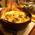もつ繁 赤坂の美味しいもつのすき焼き 福岡市中央区