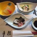 下関の個室で食べる和食「桂月」 山口県下関市