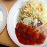 「ジョイフル」500円以下で食べれる激安ハンバーグランチ【福岡市】