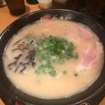 「一幸舎」春吉で3時まで開いている美味しいラーメン【福岡市博多区】