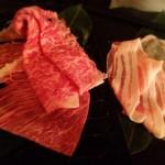 「坐離宮」大名のとろろ鍋が美味しくて、アンティークな雰囲気のお店【福岡市中央区】