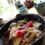 「西新初喜」姪浜で個室のある美味しいすき焼きランチ【福岡市西区】