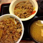 「松屋」姪浜でシメにピッタリ24時間営業の牛丼【福岡市西区】
