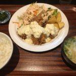 「ボンバーキッチン」薬院で1人でも行きやすいボリュームたっぷり定食屋さん【福岡市中央区】