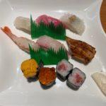 「高玉 博多大丸」落ち着いて食べれるお寿司ランチ【福岡市中央区】