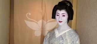 まん 美しい芸妓さんのいるバー 京都祇園