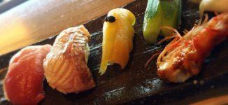 空(ku) 糸島の海を見ながらの美味しいお寿司ランチ 福岡市西区