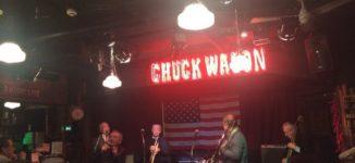 「ChuckWagon(チャックワゴン)」天神北のカントリー風のライブハウス【福岡市中央区】