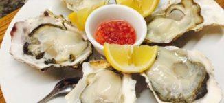 「トラットリアカーボン」白金の美味しい牡蠣が食べれるイタリアン【福岡市中央区】