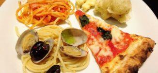 「サルバトーレ」天神で安くて美味しいランチブュッフェ【福岡市中央区】