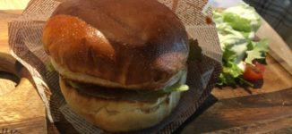 「NICK STOCK(ニック ストック)」渡辺通りで500円の美味しいハンバーガーモーニング【福岡市中央区】