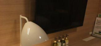 「ホテルモンテエルマーナ福岡」渡辺通りの新しくて綺麗なホテル【福岡市中央区】